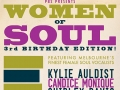 Women of Soul Poster May 25