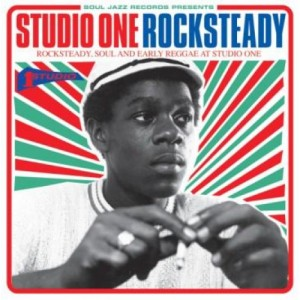 studio one rocksteady