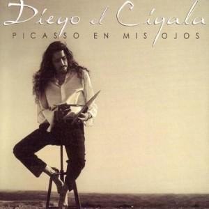 DIEGUITO EL CIGALA - Picasso En Mis Ojos