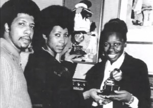 esther and aretha