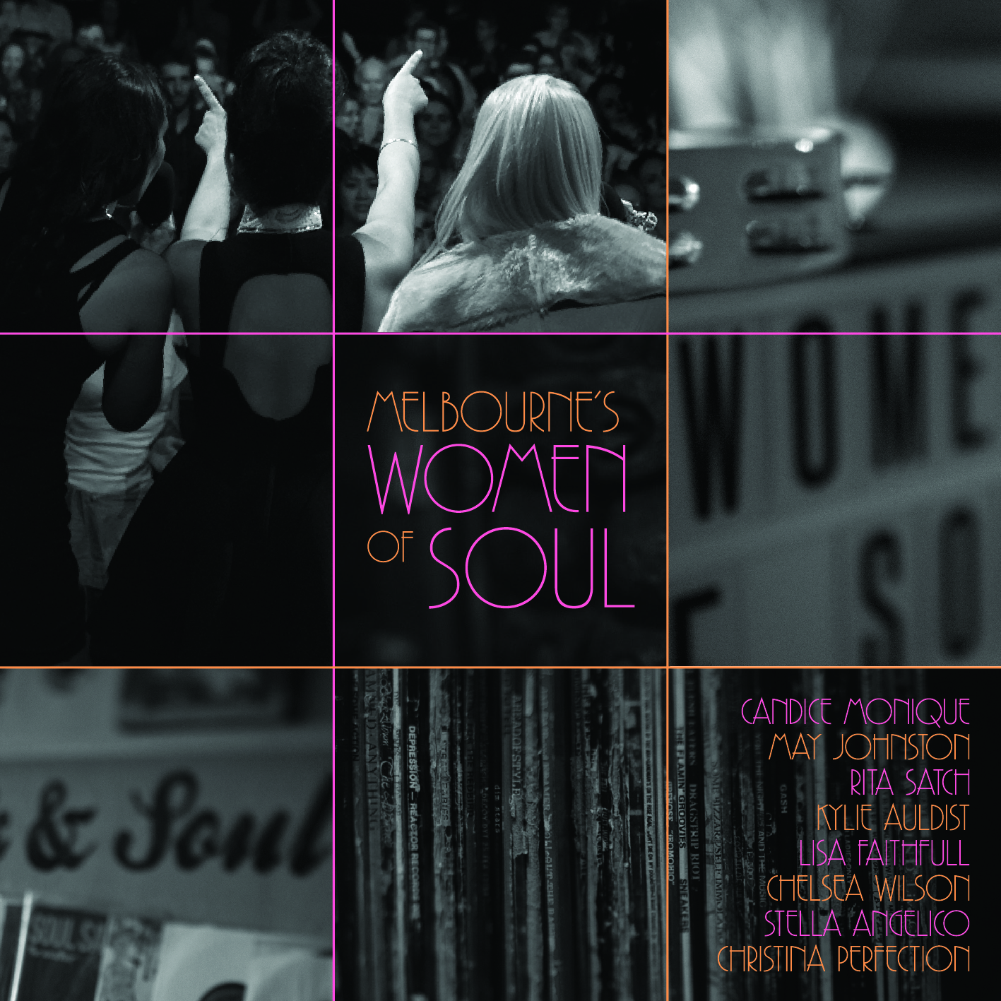 Women of Soul – the album!