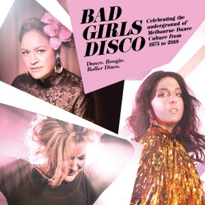 Chelsea Wilson MMW Bad Girls Disco insta tile